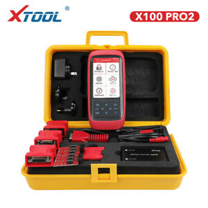 Xtool X100 Pro2 Programmer Obd2 Auto Scanner Odometer Adjustment Online Update