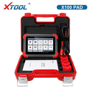 Xtool X100 Pad Programmer Oil Rest Tool Odometer Adjustment Special Functions