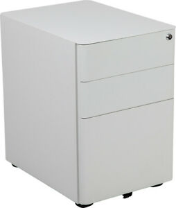 White Filing Cabinet New