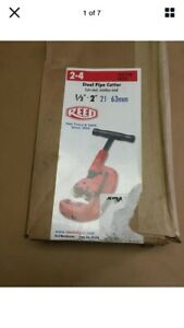 Reed Tool 2 4 1 2 inch To 2 inch 4 wheel Heavy Duty Pipe Cutter