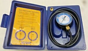 New Yellow Jacket 78060 Gas Pressure Test Kit 0 To 35 In Wc