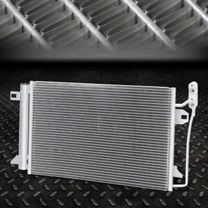 For 10 12 Ford Fusion Lincoln Mkz Mercury Milan Aluminum Core Ac Condenser 3786