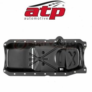 Atp Engine Oil Pan For 1993 1997 Pontiac Firebird Cylinder Block Ur