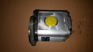 New Hydraulic Pump Made To Fit 773 Bobcat With 5 8 9 Tooth Shaft