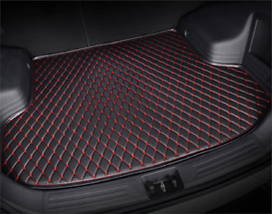 Car Trunk Mats Fits For Ford Kuga 2013 2019 Cargo Liner Rubber Mat