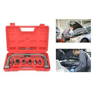 Engine Overhead Valve Spring Installer Remover Set Compressor Tool Kit For Car