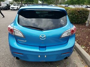 2011 Mazda Speed 3 Sport Hatch Door Liftgate