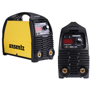 160a Portable Welding Machine Dual Function Mma tig Welder Dc115v 230v Lift Arc