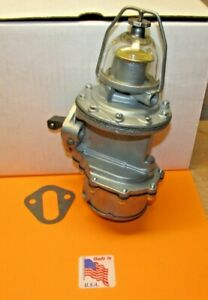 1950 1951 Cadillac Ac Double Action Fuel Pump Rebuilt With Modern Materials 9535