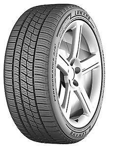 2 New Lemans Performance A S Ii 235 45r17 Tires 2354517 235 45 17