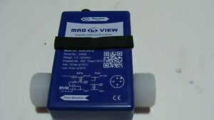 New Mag View Magnetic Mass Flow Meter Mvm 050 q Controller
