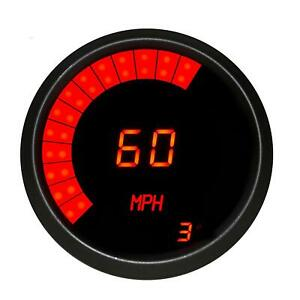 Intellitronix M9250r Led Digital Bar Tachometer Red