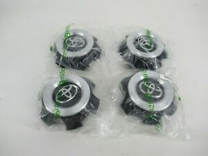 4 Set New 2014 2020 Toyota Fj Cruiser 4 Runner 4runner 17 Wheel Hub Center Cap