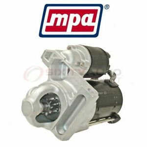 Mpa Starter Motor For 1997 2005 Chevrolet Venture Electrical Charging Sw