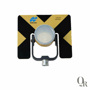 High Quality Topcon Yellow Metal Single Prism For Topcon Total Stations