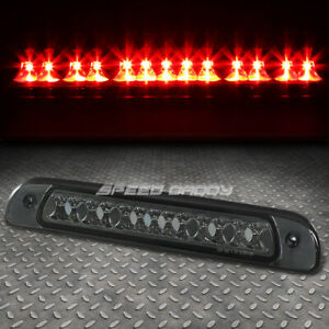 For 00 06 Toyota Tundra Led Third 3rd Tail Brake Light Stop Parking Lamp Smoked