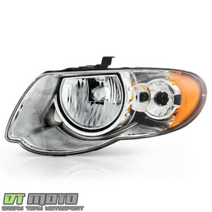 2005 2007 Chrysler Town Country 119 Wheel Headlight Headlamp Left Driver Side