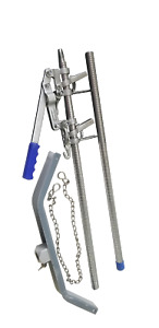Calf Puller Dual Ratchet Veterinary Instruments Easy To Use