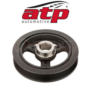 Atp Automotive Harmonic Balancer For 1996 2000 Ford Mustang 4 6l V8 Engine Pv