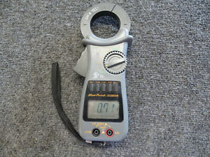 Blue point Eedm509b Clamp And Multimeter Ca iii 600v 700a