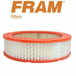 Fram Air Filter For 1977 1993 Dodge W150 Intake Inlet Manifold Fuel Vy