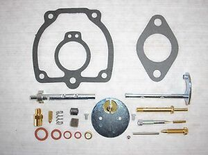 Ih Farmall M Mv Complete Carburetor Rebuild Kit 20 24 9