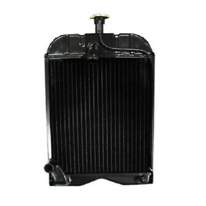 New Radiator For Ford Tractor 2n 8n 9n 86551430 8n8005 Free Shipping