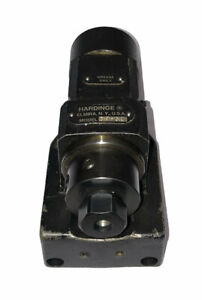 Hardinge Conquest Cs 52 Tt Collet Live Tapping Tool Holder