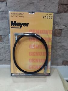 Meyer Diamond Snow Plow Hose Assembly 21856 45