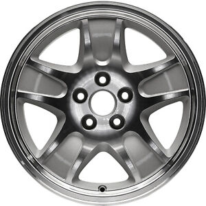 03471 New Compatible 17in Aluminum Wheel Fits Ford Crown Victoria 2001 2002