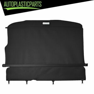 New Rear Trunk Cargo Cover Shade For 2014 2018 Subaru Forester Automatic Door