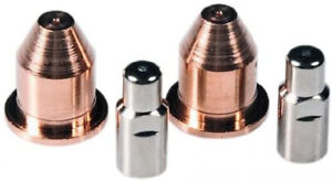 Hobart 770654 4 piece Tip And Electrode Kit For Airforce 700i