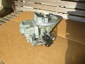 Holley Carburetor 4412 S Carb 500 Cfm 2 Barrel Circle Track Street Strip Rebuilt