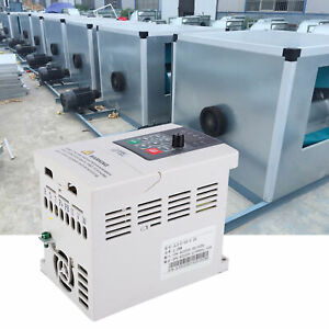 2 2kw Single Phase To 3 Phase 220v Variable Frequency Drive Inverter
