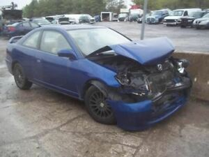 Engine Gasoline 1 7l Vtec Canada Market Si Vin 1 Sedan Fits 01 05 Civic 961811