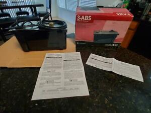 Little Giant 551320 3 abs 115 Volt 310 Gph Shallow Pan Condensate Removal Pump