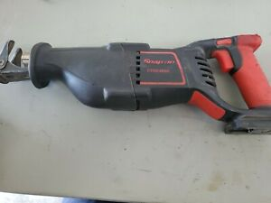 Snap On Tools 18 Volt Cordless Reciprocating Saw Saw Body Only Ctrs4850