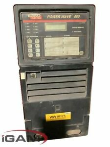 Lincoln Electric Power Wave 450 Power Source