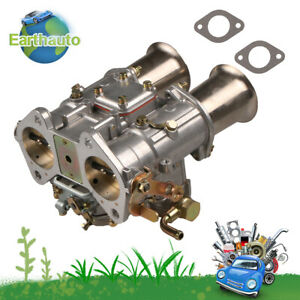 Carburetor For Most Dellorto Solex And Weber Side Draft Applications 19600 060