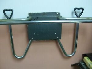 X ray Apron Hanger With Glove Holders Heavy Duty Wall Mount