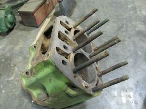 John Deere Late B Cylinder Block Part Number On The Block B2500r