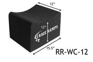 Race Ramps 12 Tall Wheel Cribs Lightweight Jack Stands Or Display Rr Wc 12