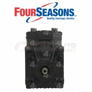 Four Seasons Ac Compressor For 1976 1988 Jeep J10 Heating Air Conditioning Oq