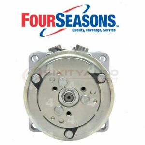 Four Seasons Ac Compressor For 1984 Jeep Wagoneer Heating Air Conditioning Wc