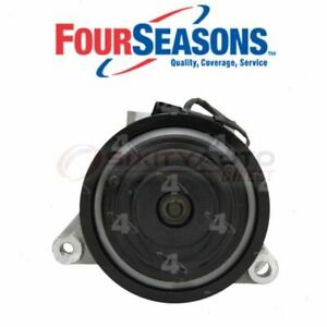 Four Seasons Ac Compressor For 2000 2006 Jeep Tj Heating Air Conditioning Nt