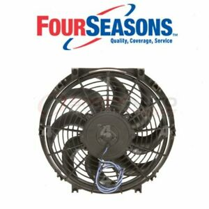 Four Seasons Engine Cooling Fan For 2003 2015 Volvo Xc70 Belts Clutch Up