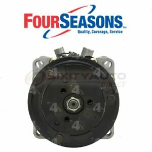 Four Seasons Ac Compressor For 1985 1988 Jeep J20 Heating Air Conditioning Pk