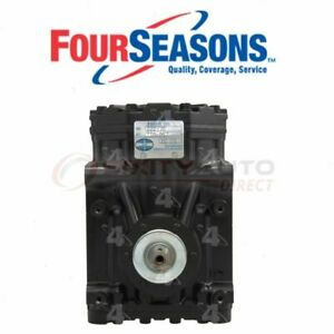 Four Seasons Ac Compressor For 1974 1975 Jeep Cj6 Heating Air Conditioning Tb