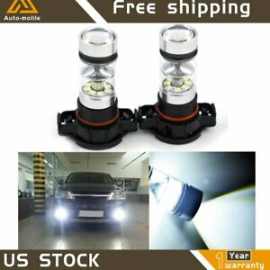 Driving Light Daytime Running Light Bulb For 2007 2008 2014 Cadillac Escalade Us