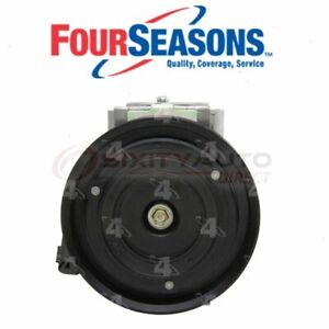 Four Seasons Ac Compressor For 2000 2002 Jeep Tj Heating Air Conditioning Ob